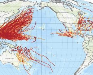 cyclones and climate change graphic